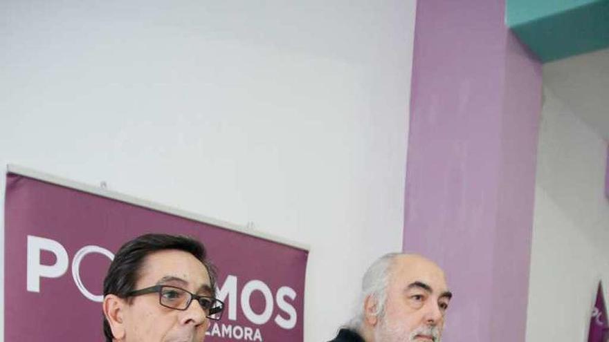 El Consejo Ciudadano toma el mando de Podemos Zamora tras quedarse descabezado