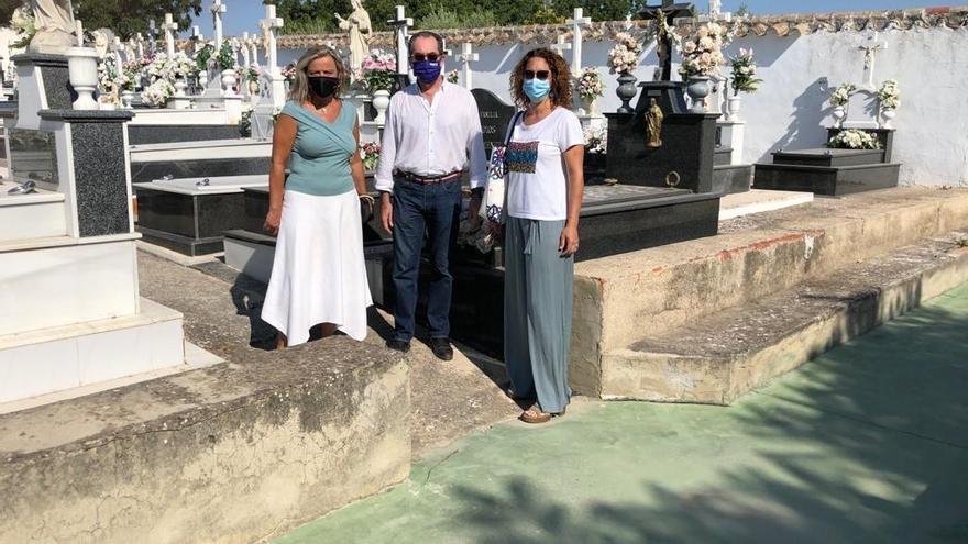 Cecosam anuncia obras de mejora en el cementerio de Santa Cruz en el plazo de seis meses