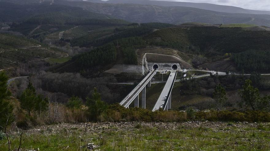 El AVE llegará a Galicia en diciembre