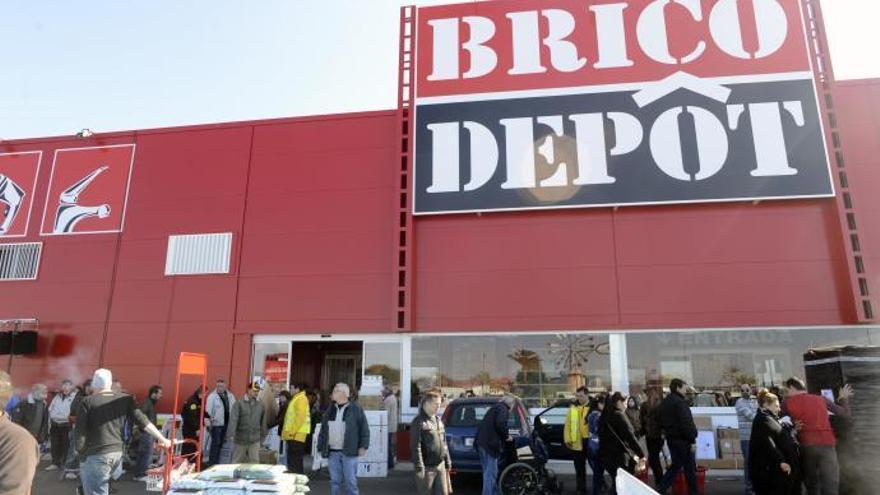 Gnadenfrist für Heimwerkermarkt Brico Depot auf Mallorca