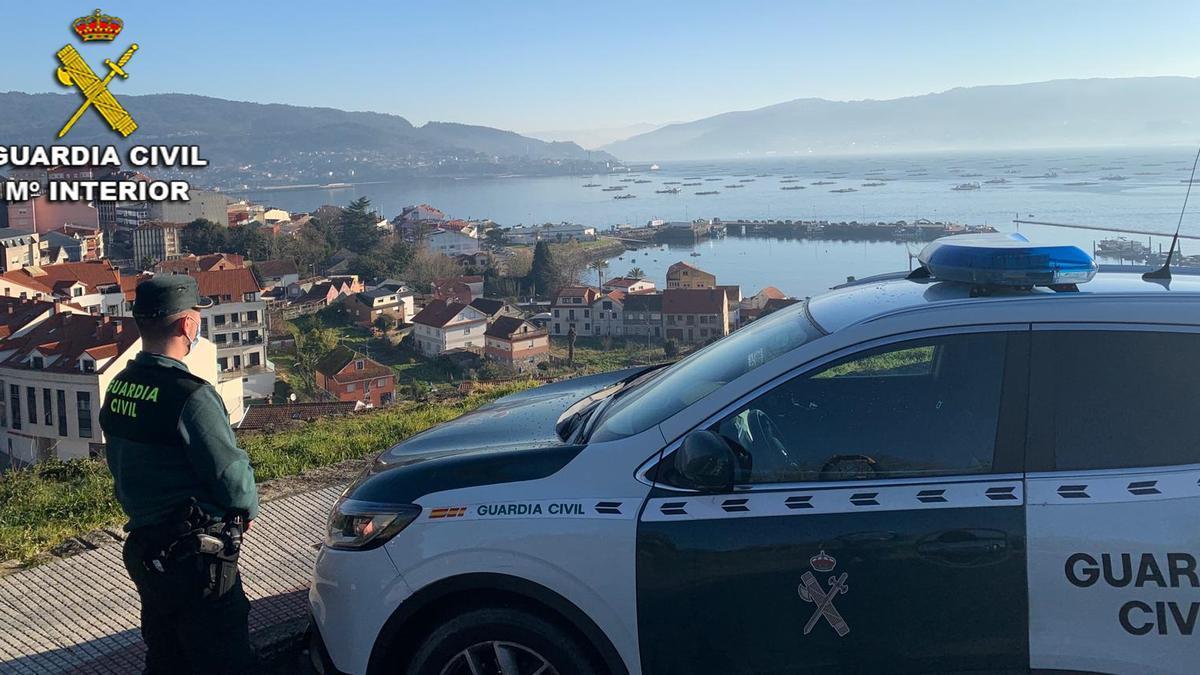 La Guardia Civil de Moaña se hizo cargo de la investigación del delito de estafa cometido, presuntamente, por una pareja de Redondela.