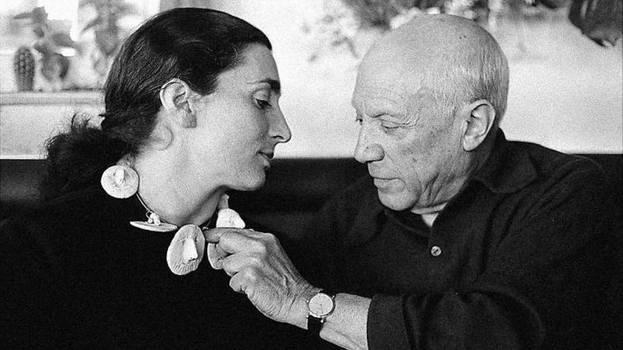 Las joyas íntimas de Picasso