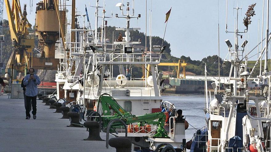 Asturias ha perdido una decena de barcos pesqueros por año desde 2006
