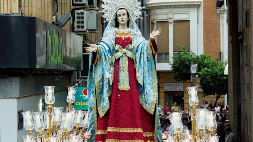 Murcia estrena nueva cofradía, la de Nuestra Señora de los Dolores