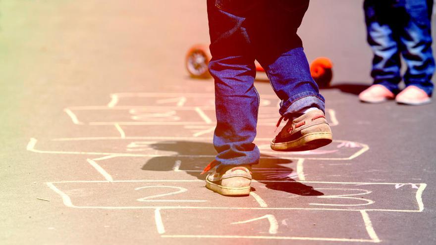"""""""No jugar en la calle tiene consecuencias físicas y psicológicas"""""""