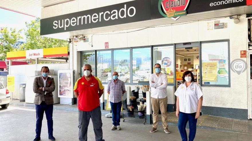 Gadisa desembarca en Madrid con la apertura de un Claudio Express