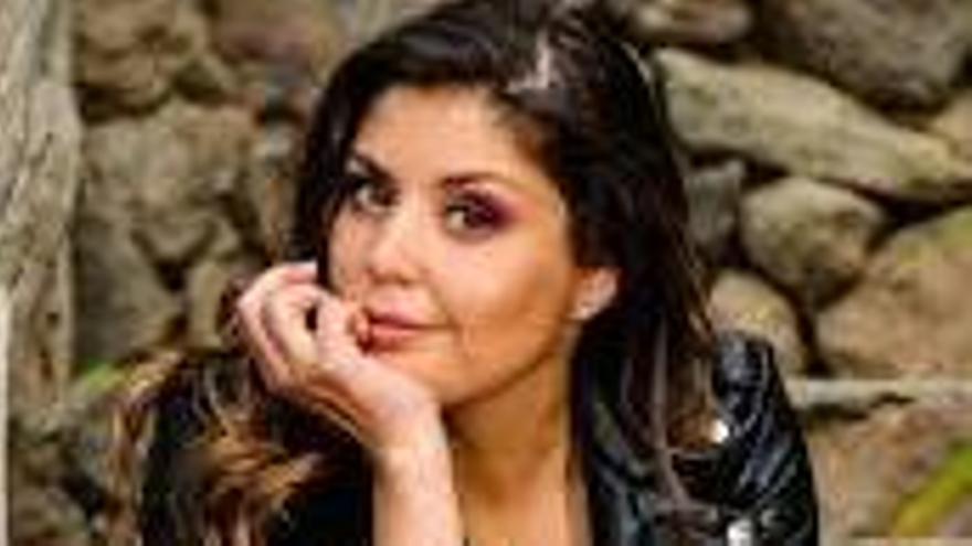 La canaria Cristina Ramos publica su primer disco