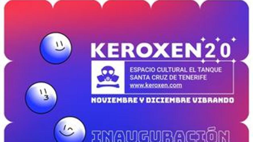 Festival Keroxen: Bárbara Ellison y Francisco López
