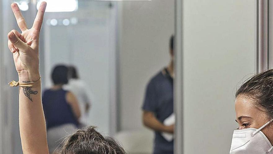 El Gobierno admite que la inmunidad de grupo está por encima del 70 por ciento