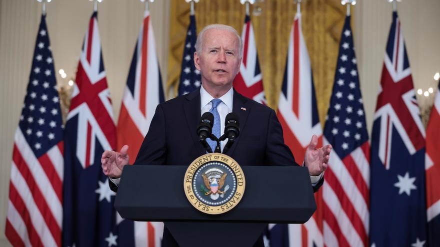 Biden recortará impuestos a la clase media y se los subirá a los más ricos