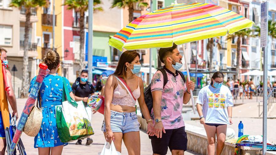 El tiempo en Alicante: de la alerta por calor de hoy al desplome de las temperaturas este fin de semana