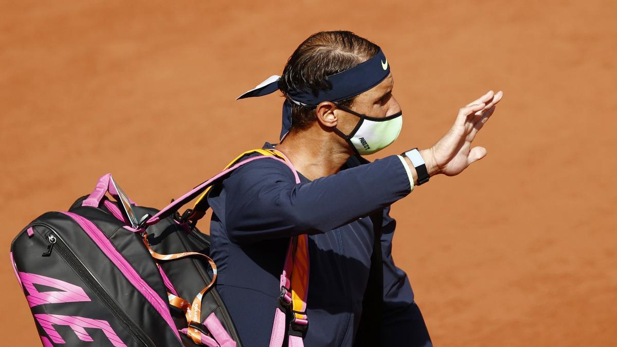 Roland Garros: Rafael Nadal - Jannik Sinner