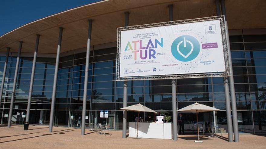 La Feria Atlantur arranca en Meloneras y se baraja no volver a Infecar