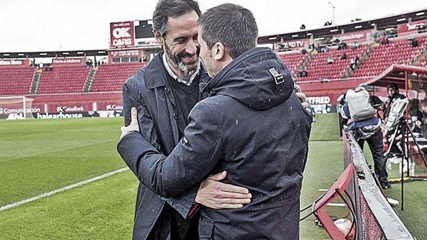 """Celades: """"El Mallorca ha sido muy efectivo y nos ha costado reaccionar"""""""
