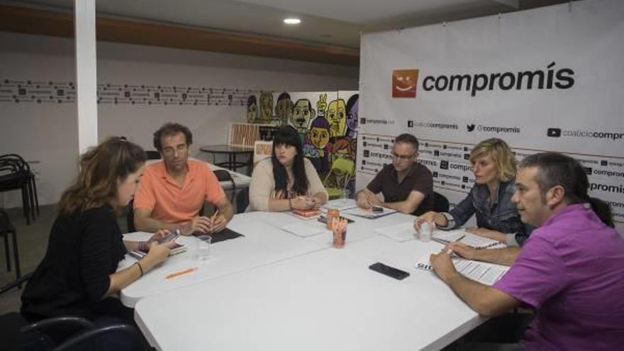 El pacto de izquierdas en Castelló cobra fuerza y se desinfla la opción de Cs