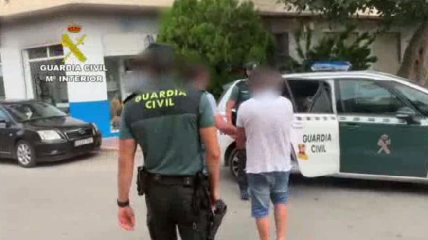 Detenido por golpear contra la pared a una mujer de 87 años para robarle el bolso en Callosa de Segura