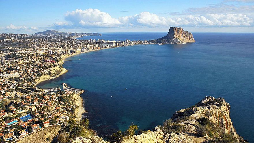 Antifraude investiga un evento en Calp con 350 guías turísticos