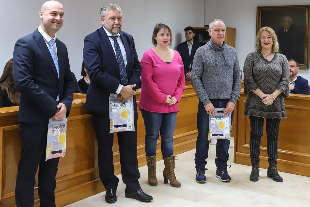 Torrevieja celebra el Día de la Constitución