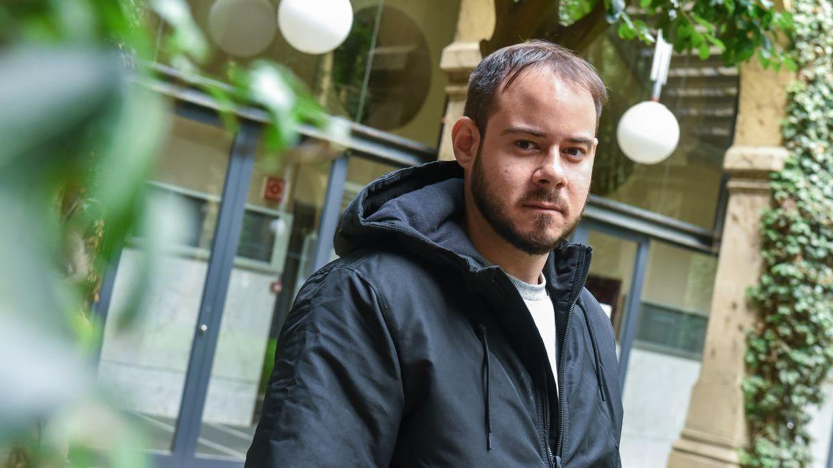 Confirmada otra condena de más de dos años a Hasél por amenazar a un testigo