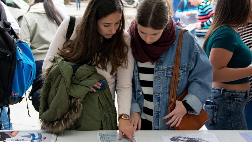 La Universidad convoca 32 becas de movilidad para América y Asia