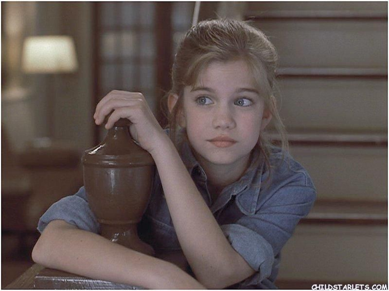 Anna Chlumsky en 'Mi chica' (1991)