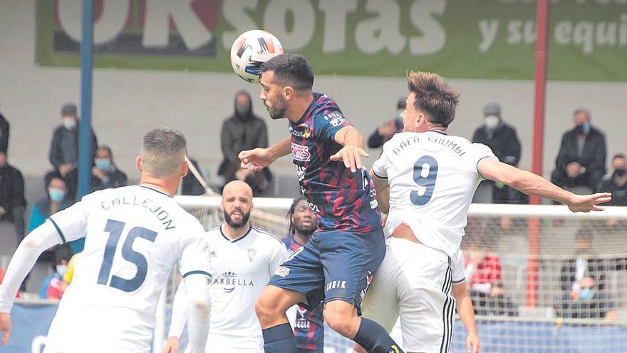 El Yeclano prolonga su buena racha ante el Marbella