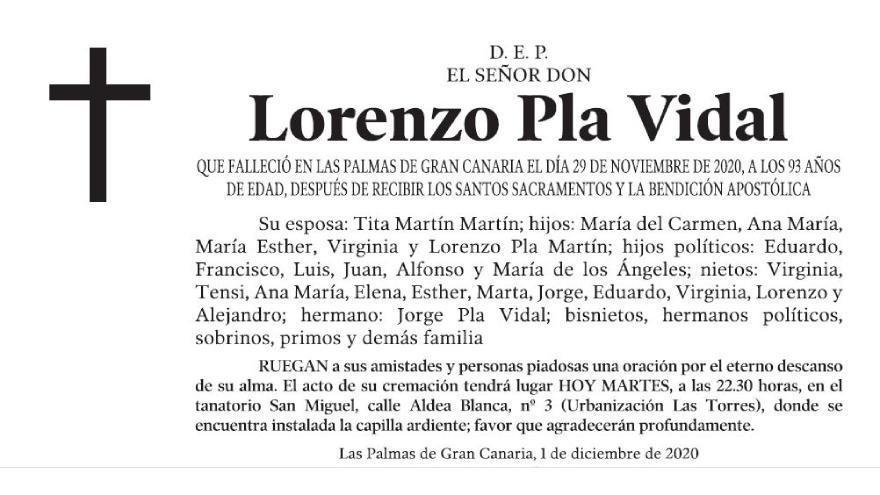 Lorenzo Pla Vidal