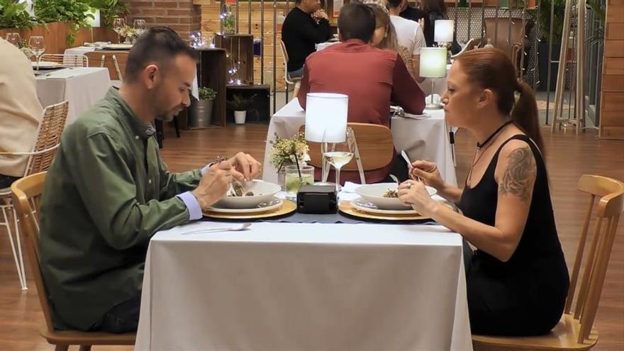 La revelación de una concursante de First Dates sobre su marido que sorprende a la audiencia: era su ilusión