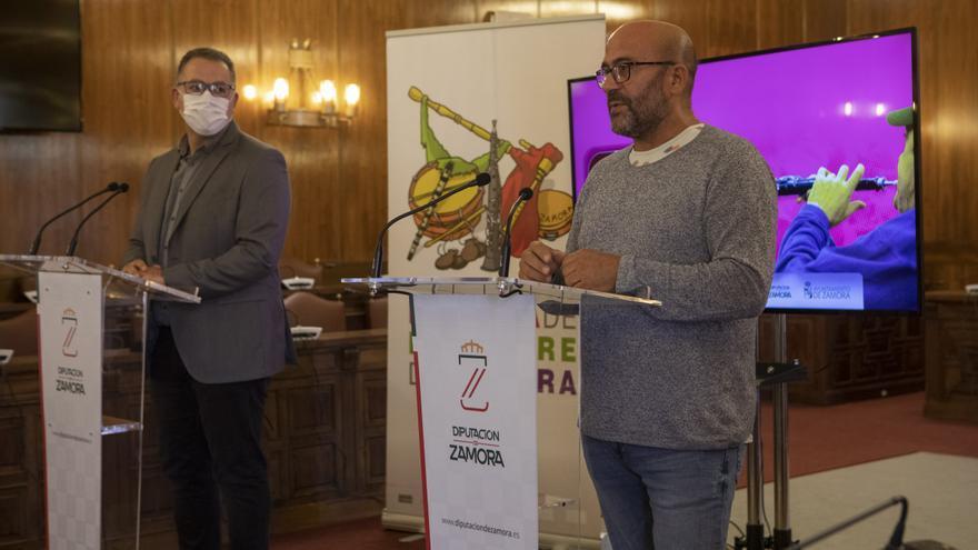La escuela de folclore de Zamora traslada sus clases al antiguo palacio provincial