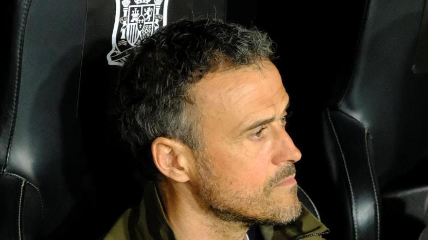 """Luis Enrique: """"Lo importante era ganar y empezar bien"""""""