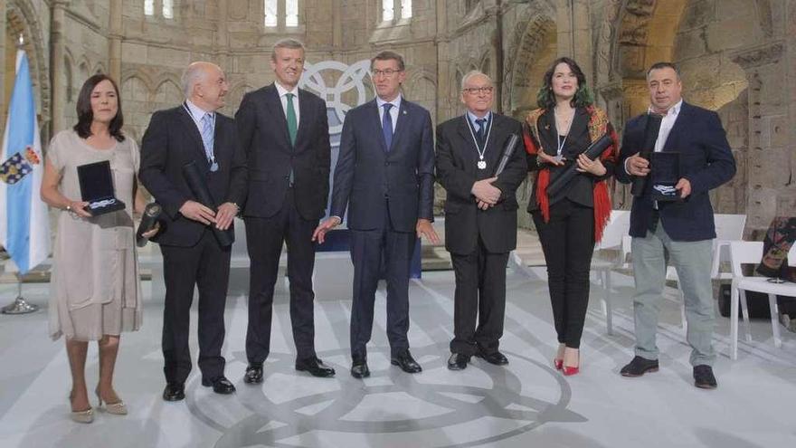 """Feijóo destaca que """"la liquidación del Estado autonómico lleva al enfrentamiento"""""""
