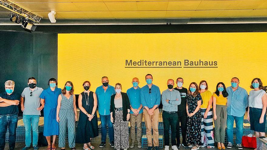 La Comunitat Valenciana liderará la Nueva Bauhaus Mediterránea
