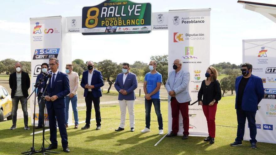 El Campeonato de España de ralis de tierra vuelve a Pozoblanco