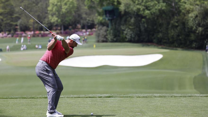 Un español bate un registro histórico mundial en el golf