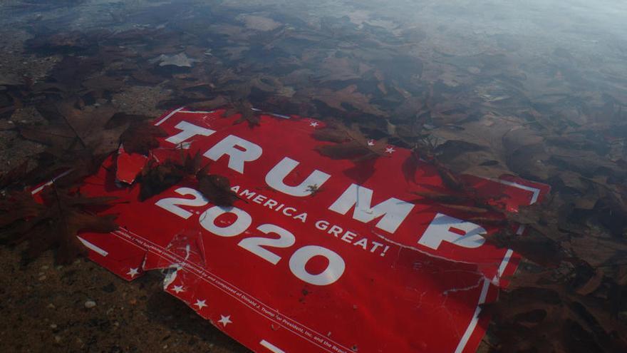 Cómo echar a Trump: enmienda 25 o 'impeachment'
