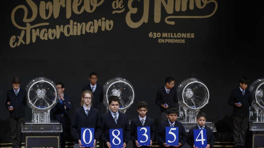 Los murcianos gastarán 21,74 euros de media en Lotería de El Niño