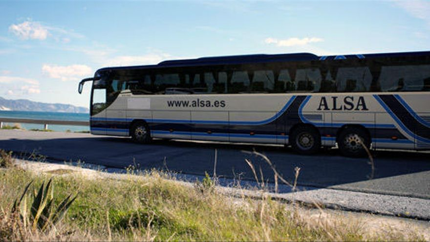Desconvocada la huelga en los autobuses Alsa prevista en Málaga para este mes