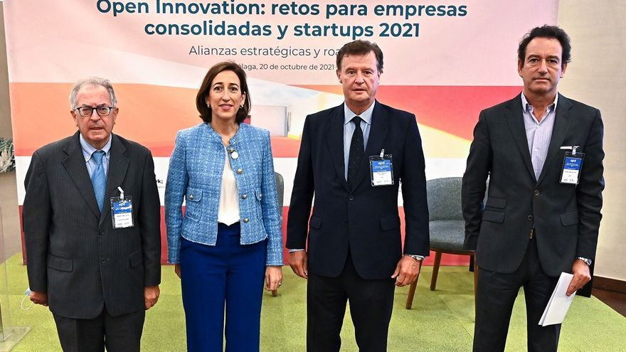Empresas malagueñas destacan el valor de la cooperación en un foro de la APD