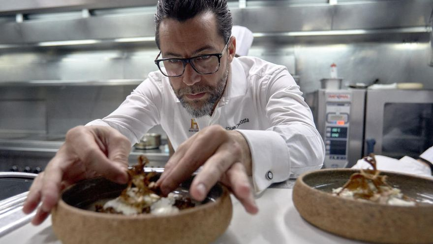 La cocina de Quique Dacosta, en el Top 100 mundial