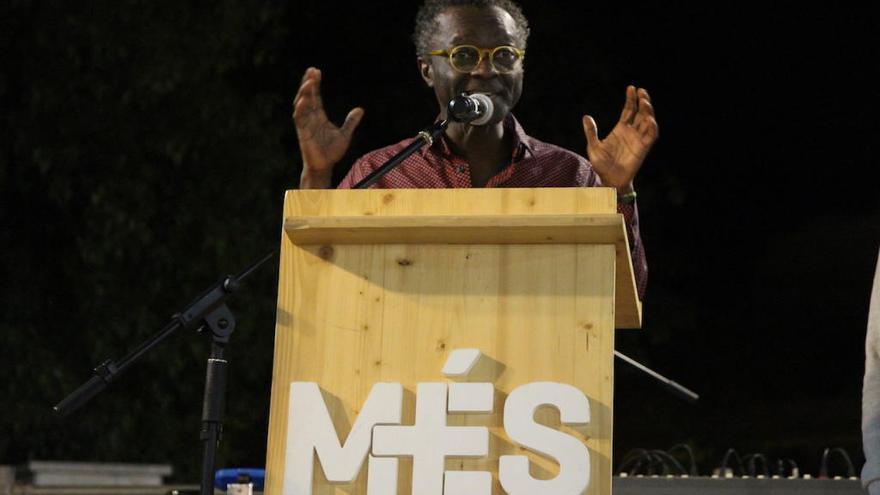"Balboa asegura que Més-Esquerra es ""la garantía de políticas de izquierdas"""