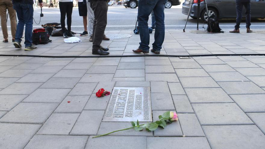 Suecia archiva el asesinato de Olof Palme tras comprobar que el sospechoso falleció