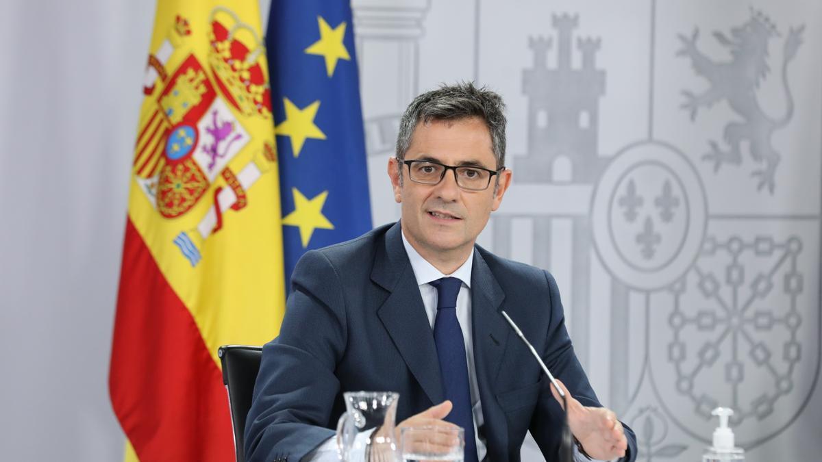 Félix Bolaños.