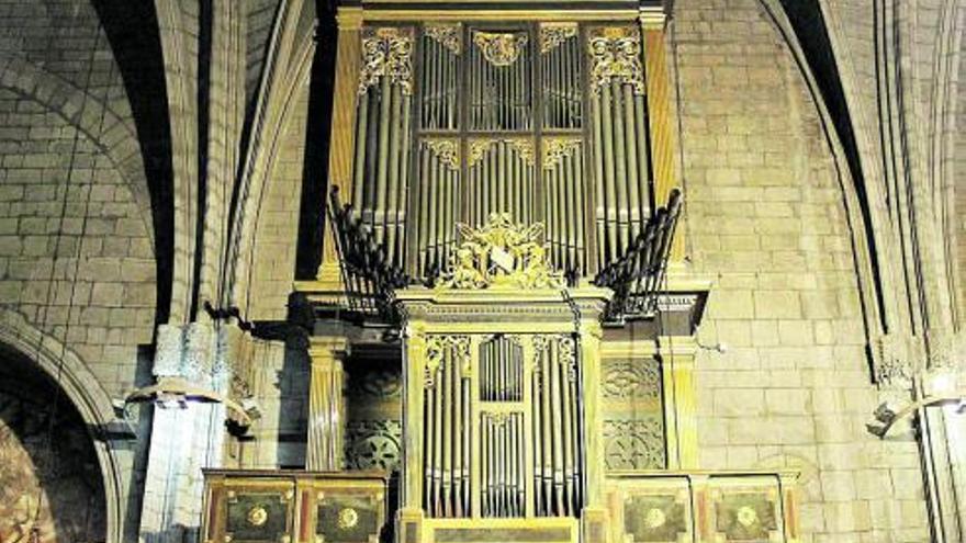 Aquest divendres s'engega l'exposició i subhasta d'art a favor de la restauració de l'orgue de Solsona