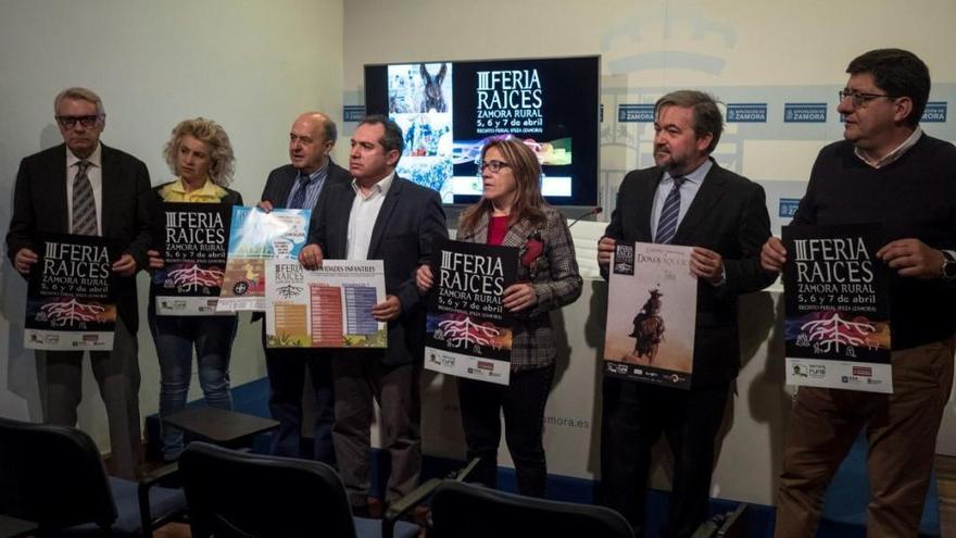 """Más de cien productores de Zamora """"exhiben músculo"""" en la Feria Raíces este fin de semana"""