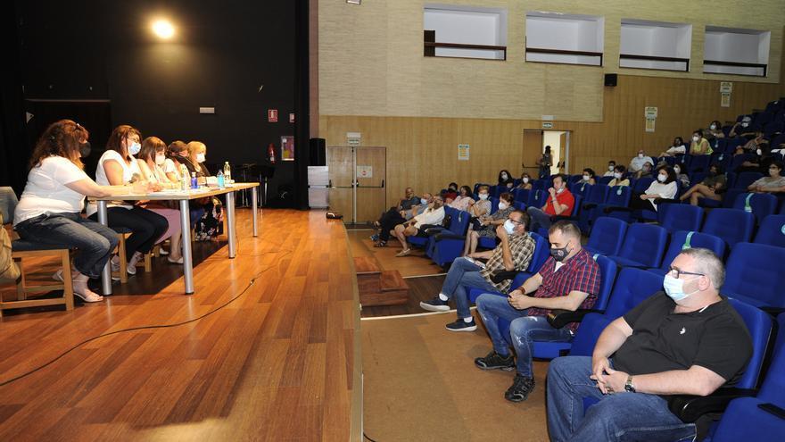 El comité del Sagrado se reunirá el lunes con los administradores concursales