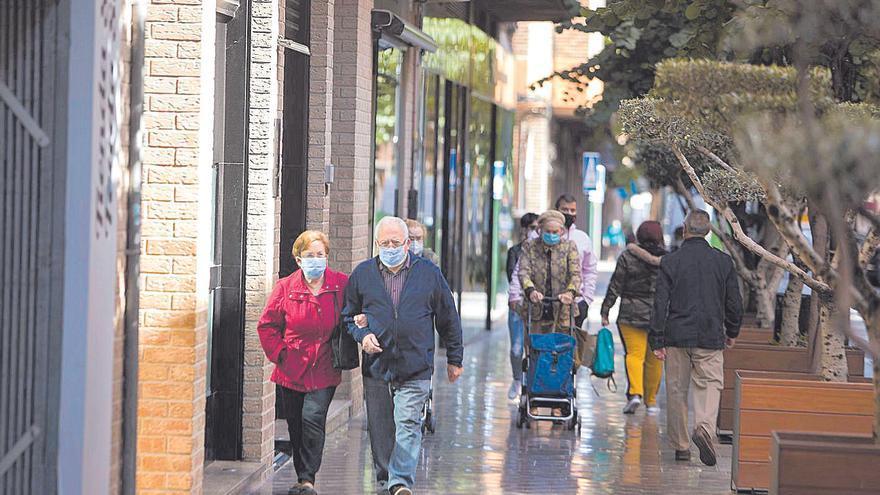La cifra de contagiados en la Vall d'Albaida y la Costera crece un 44 % en tres días