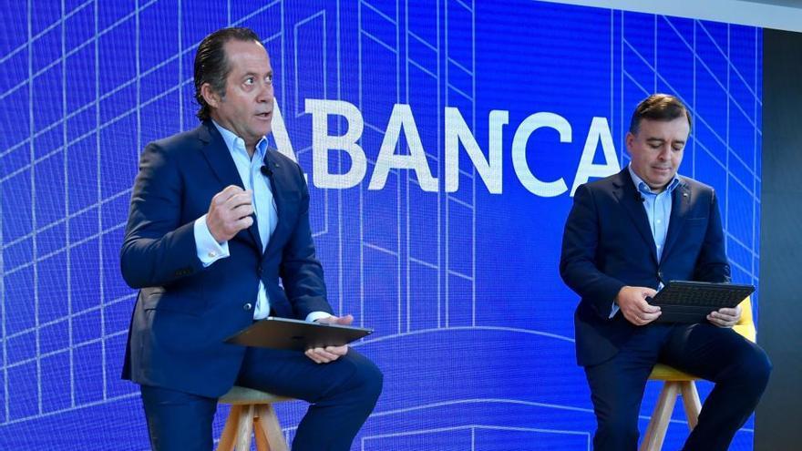 """Abanca está """"alerta"""" y dispone de """"holgura de capital"""" para afrontar nuevas compras"""