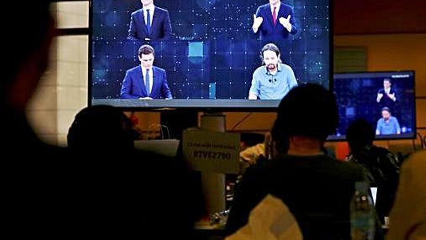 La audiencia de La 1 cae en el mes de junio a su mínimo histórico