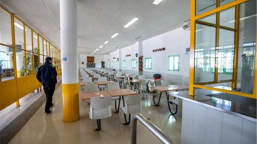 Die Stimmung in Palmas Gefängnis ist angespannt