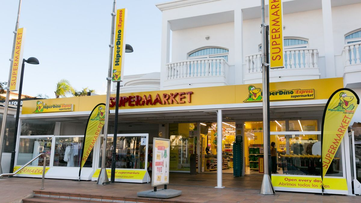HiperDino reabre al público sus establecimientos en las principales zonas turísticas de Canarias